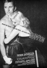 Champion - 8 x 10 B&W Photo #7