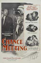 Chance Meeting - 27 x 40 Movie Poster - Style B