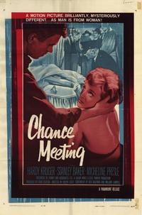Chance Meeting - 27 x 40 Movie Poster - Style A