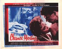 Chance Meeting - 22 x 28 Movie Poster - Half Sheet Style A