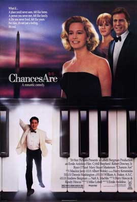 Chances Are - 11 x 17 Movie Poster - Style A