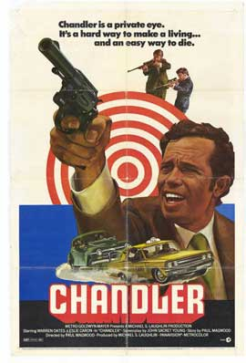 Chandler - 27 x 40 Movie Poster - Style A