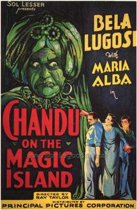 Chandu on the Magic Island - 43 x 62 Movie Poster - Bus Shelter Style A