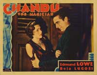Chandu the Magician - 22 x 28 Movie Poster - Half Sheet Style A