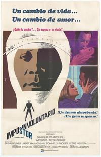 Change of Mind - 11 x 17 Movie Poster - Spanish Style A