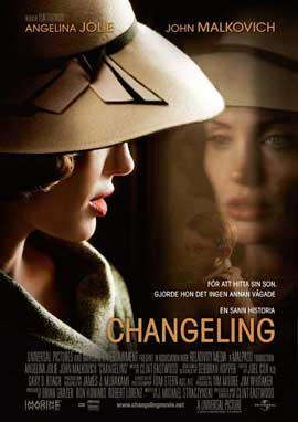 Changeling - 11 x 17 Movie Poster - Swedish Style A