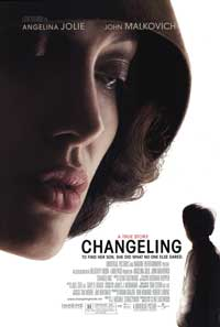 Changeling - 43 x 62 Movie Poster - Bus Shelter Style A