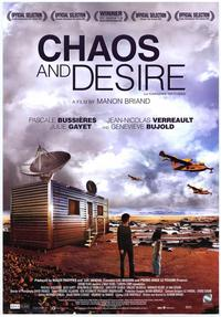 Chaos and Desire - 11 x 17 Movie Poster - Style A