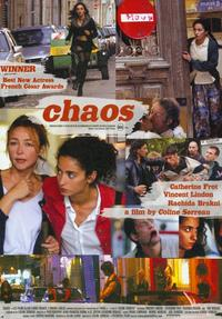 Chaos - 27 x 40 Movie Poster - Style A
