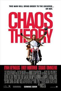 Chaos Theory - 43 x 62 Movie Poster - Bus Shelter Style A