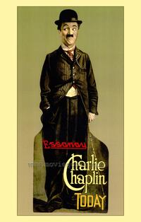 Charlie Chaplin - 43 x 62 Movie Poster - Bus Shelter Style A