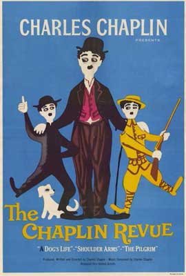 The Chaplin Revue - 27 x 40 Movie Poster - Style A