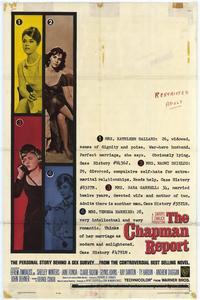 Chapman Report - 11 x 17 Movie Poster - Style A