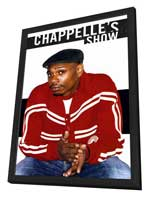 Chappelle's Show - 11 x 17 TV Poster - Style I - in Deluxe Wood Frame