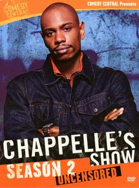 Chappelle's Show - 11 x 17 TV Poster - Style D
