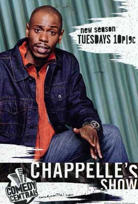 Chappelle's Show - 11 x 17 TV Poster - Style E