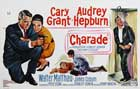 Charade - 27 x 40 Movie Poster - Danish Style A