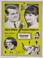 Charade - 11 x 17 Movie Poster - Canadian Style A