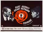 Charade - 30 x 40 Movie Poster UK - Style A