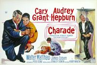 Charade - 11 x 17 Movie Poster - Style D