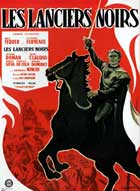 Charge of the Black Lancers - 11 x 17 Movie Poster - French Style A