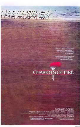 Chariots of Fire - 11 x 17 Movie Poster - Style A