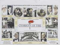 Chariots of Fire - 30 x 40 Movie Poster UK - Style A