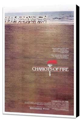 Chariots of Fire - 27 x 40 Movie Poster - Style A - Museum Wrapped Canvas