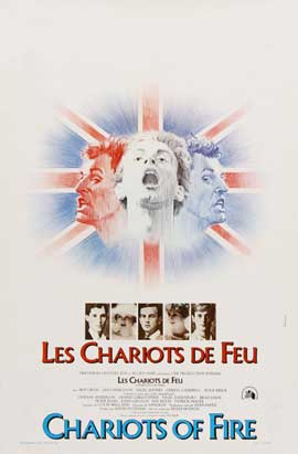 Chariots of Fire - 27 x 40 Movie Poster - Belgian Style A