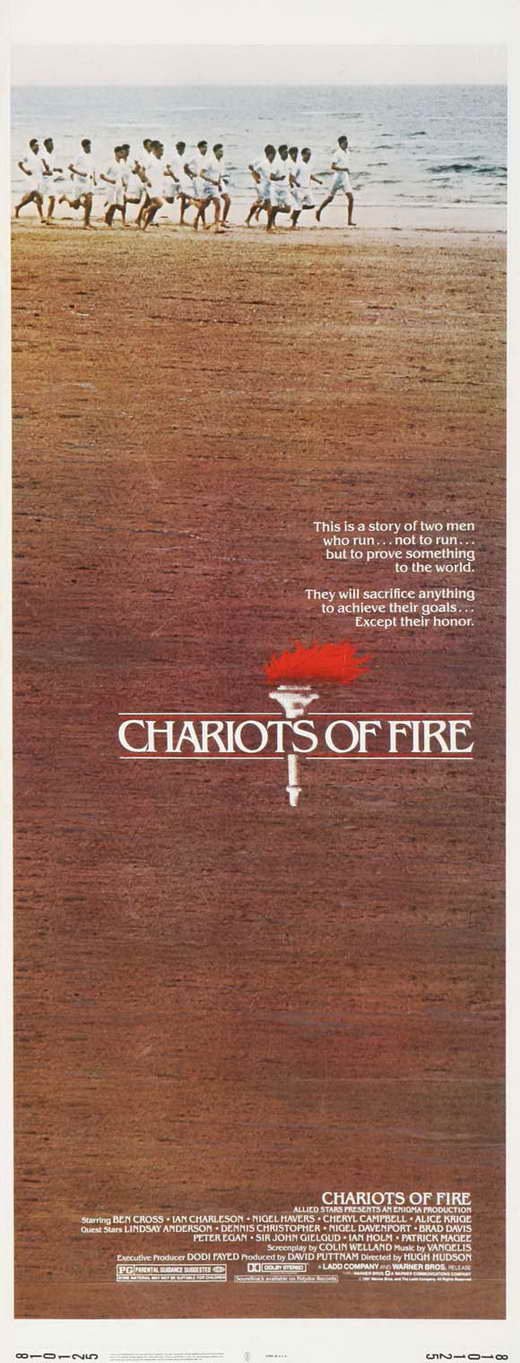 Welcome Movie Downloads: Chariots of Fire movies