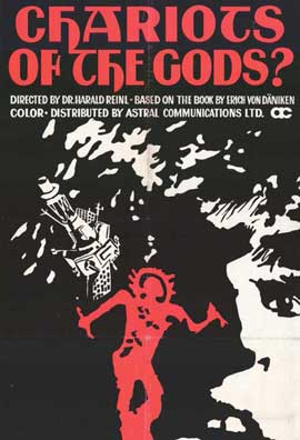 Chariots of the Gods - 11 x 17 Movie Poster - Style A