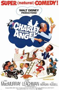 Charley and the Angel - 11 x 17 Movie Poster - Style A