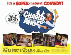Charley and the Angel - 11 x 14 Movie Poster - Style A