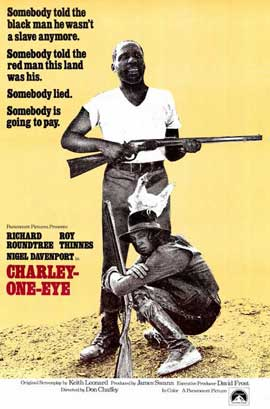 Charley-One-Eye - 11 x 17 Movie Poster - Style A