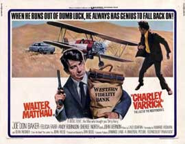 Charley Varrick - 11 x 14 Movie Poster - Style A