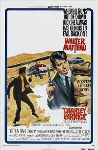 Charley Varrick - 43 x 62 Movie Poster - Bus Shelter Style A