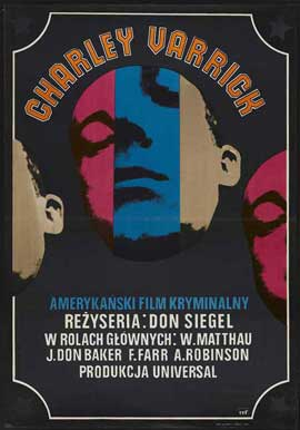 Charley Varrick - 27 x 40 Movie Poster - Polish Style A