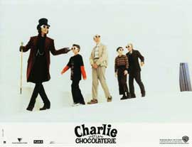 Charlie and the Chocolate Factory - 11 x 14 Poster French Style B