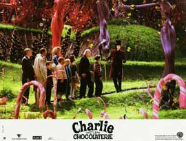 Charlie and the Chocolate Factory - 11 x 14 Poster French Style C