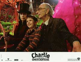 Charlie and the Chocolate Factory - 11 x 14 Poster French Style F