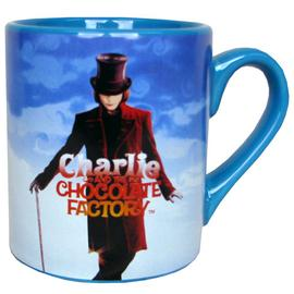 Charlie and the Chocolate Factory - Willy Wonka Blue Mug