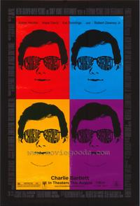 Charlie Bartlett - 43 x 62 Movie Poster - Bus Shelter Style B