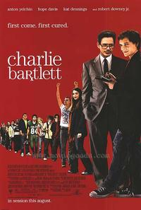 Charlie Bartlett - 43 x 62 Movie Poster - Bus Shelter Style C