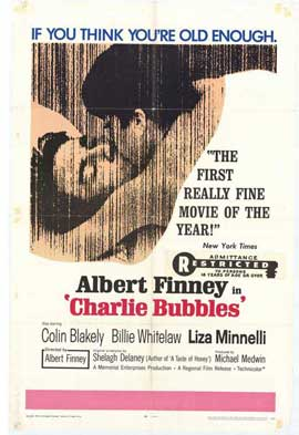 Charlie Bubbles - 11 x 17 Movie Poster - Style B