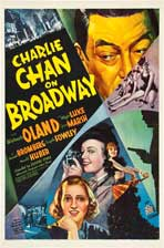 Charlie Chan At Monte Carlo - 11 x 17 Movie Poster - Style C