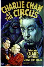 Charlie Chan At The Circus - 11 x 17 Movie Poster - Style A