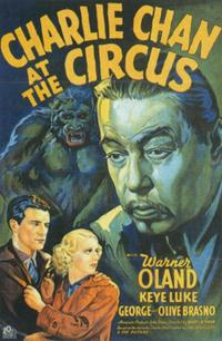 Charlie Chan At The Circus - 11 x 17 Movie Poster - Style B