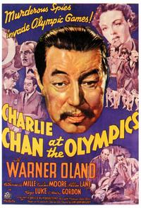 Charlie Chan at the Olympics - 27 x 40 Movie Poster - Style A