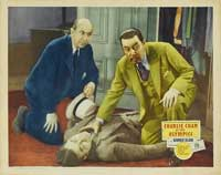 Charlie Chan at the Olympics - 11 x 14 Movie Poster - Style E