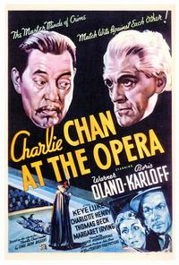 Charlie Chan at the Opera - 27 x 40 Movie Poster - Style A